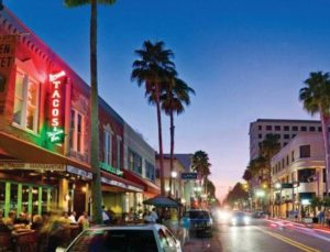 Clematis Street, West Palm Beach attractions