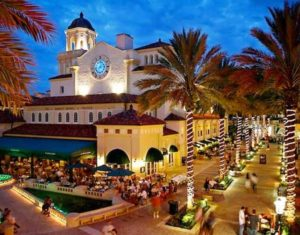 Cityplace West Palm Beach Attractions