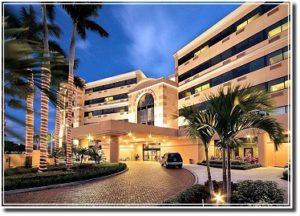 Doubletree, Hilton Hotel Airport, West Palm Beach, South Florida