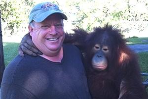 McCarthy's Wildlife Sanctuary Director Mark McCarthy