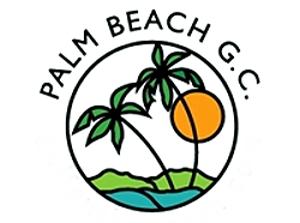 Palm Beach Par 3 Golf Course-logo