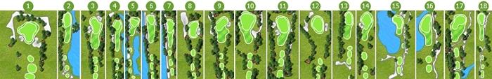 Palm Beach Par 3 Golf Course-scorecard-1