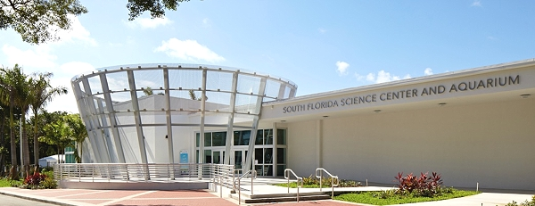 South Florida Science Center and Aquarium - masthead