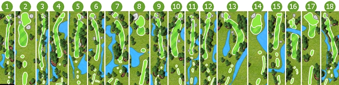 Village Golf Club-scorecard-1