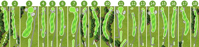 West Palm Beach Golf Course-scorecard-1