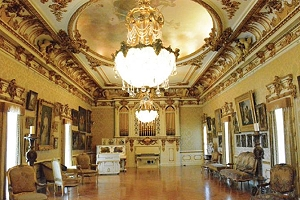 flagler museum ballroom