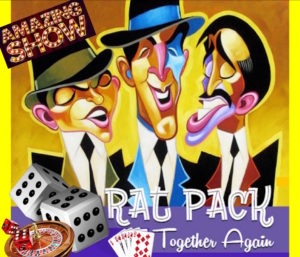 Rat Pack Together Again at Lake Worth Playhouse