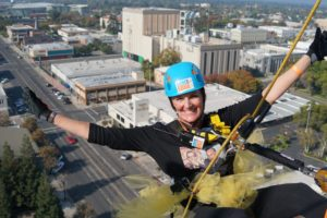 The Lord's Place Rappelling to End Homelessness, West Palm Beach, Florida