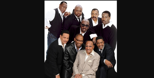 The Temptations & The Four Tops at Kravis Center, West Palm Beac
