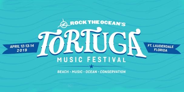 Tortuga Tickets - Music Festival, Fort Lauderdale Beach Park, Florida, April 2019
