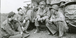 'Ernie Pyle: Here Is My War' at Center for Creative Education, West Palm Beach, FL