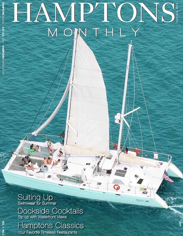 Hamptons Monthly, Palm Beach Yacht Charters