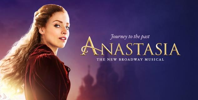 Anastasia, Musical, Broward Center, Fort Lauderdale, Florida