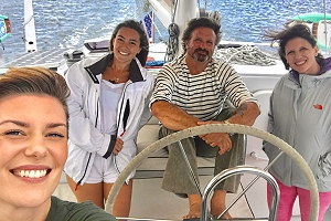 Crew of Palm Beach Yacht Charters