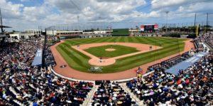 FITTEAM Ballpark of the Palm Beaches, Spring Training, West Palm Beach, Florida