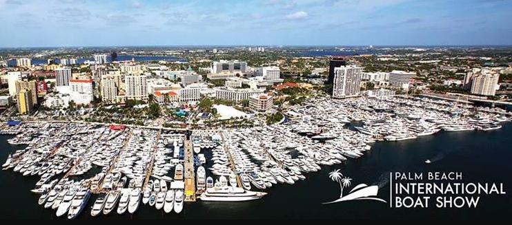 Palm Beach International Boat Show, West Palm Beach, Florida