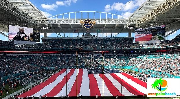 Super Bowl 2020, Miami, Florida, Hard Rock Stadium