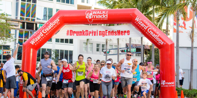 Walk Like MADD & MADD Dash Fort Lauderdale 5K