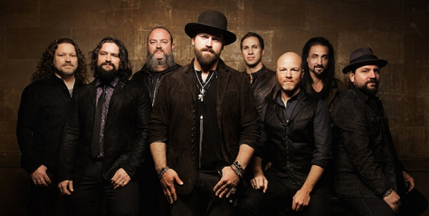 Zac Brown Band, Coral Sky Amphitheatre, West Palm Beach / WPB