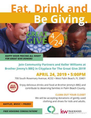 Organization: Community Partners of South Florida