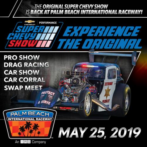 Super Chevy Show, Palm Beach International Raceway, Jupiter, Florida