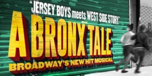 A Bronx Tale, Broward Center for the Performing Arts, Fort Lauderdale, Florida