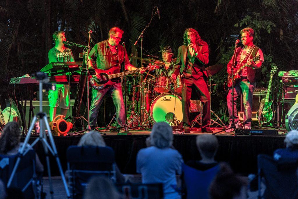 Roar & Pour: Never Stop Believin' Journey Tribute, Palm Beach Zoo, West Palm Beach, Florida