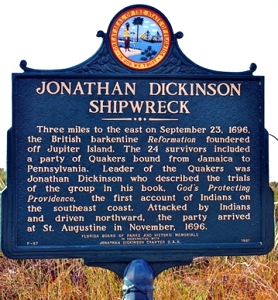 Jonathan Dickinson Shipwreck