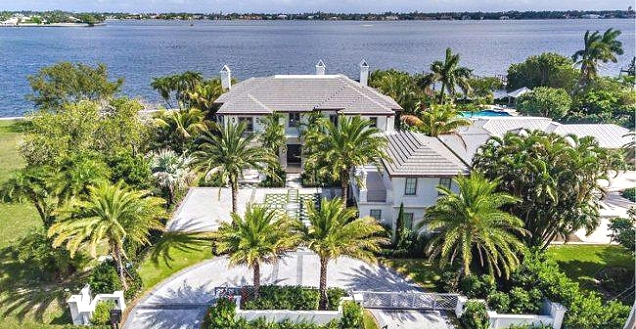 $11.5 Mansion Breaks West Palm Beach Real Estate Record