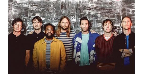Maroon 5, Hard Rock Live Hotel, Hollywood, Fort Lauderdale, Florida, 10/25/19