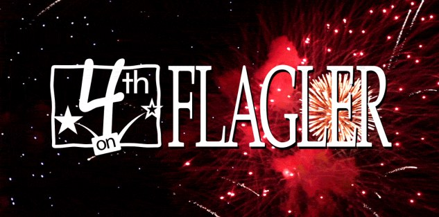 4th on Flagler Fireworks and Entertainment, West Palm Beach, South Florida