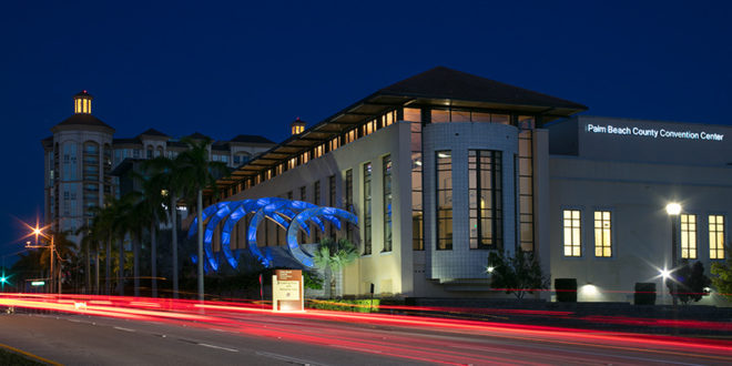 Artists & Charities Hand in Hand Fine Art Show, Palm Beach Convention Center, West Palm Beach (WPB), South Florida