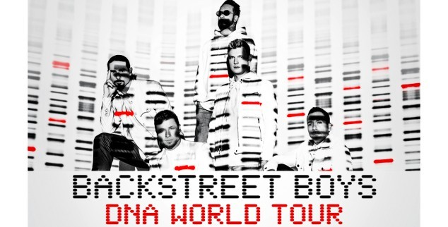 Backstreet Boys at BB&T Center, Sunrise, Fort Lauderdale, South Florida, 8/23/19. Buy Tickets from WestPalmBeach.com