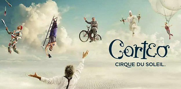Cirque du Soleil - Corteo Tickets > BB&T Center, Sunrise / Fort Lauderdale, Florida July 24 - August 4, 2019