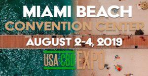 USA CBD Expo 2019, Miami Beach Convention Center