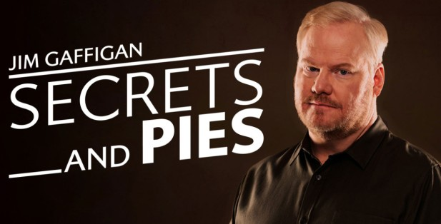Jim Gaffigan at Kravis Center, West Palm Beach (WPB), South Florida, December 21 & 22, 2019. Buy Tickets from WestPalmBeach.com