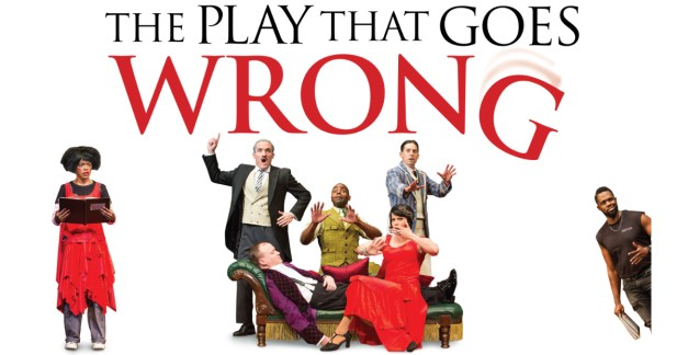 The Play That Goes Wrong at Kravis Center, West Palm Beach (WPB), South Florida, Dec 10-15, 2019. Buy Tickets from WestPalmBeach.com