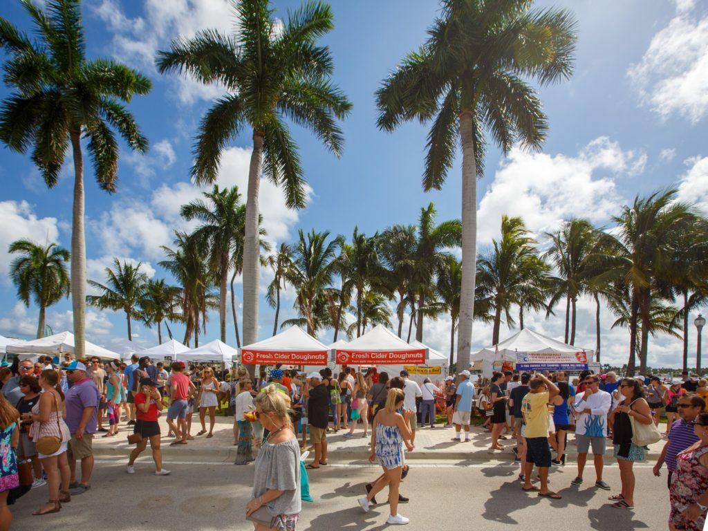 West Palm Beach GreenMarket, South Florida
