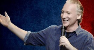 Bill Maher at Kravis Center for the Performing Arts, West Palm Beach, 1/15/22. Buy Tickets on WestPalmBeach.com
