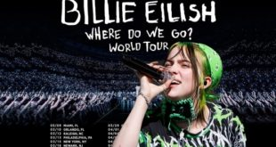 Bilie Eilish Tickets! AmericanAirlines Arena, Miami, South Florida 3/9/2020. Buy Tickets on WestPalmBeach.com