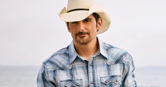 Brad Paisley at iTHINK Financial Amphitheatre (formerly Coral Sky), West Palm Beach (WPB), South FL 7/10/21