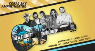 Rib Roud Up > Dustin Lynch, Chris Janson, Michal Ray, Carly Pearce, Matt Stell, iTHINK Financial Amphitheatre (formerly Coral Sky Amphitheatre), West Palm Beach (WPB), South Florida > 3/7/20. Buy Tickets on WestPalmBeach.com