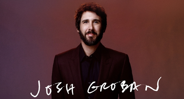 Josh Groban at Kravis Center for the Performing Arts, West Palm Beach, South Florida, Mar 14, 2020. Buy Tickets on WestPalmBeach.com