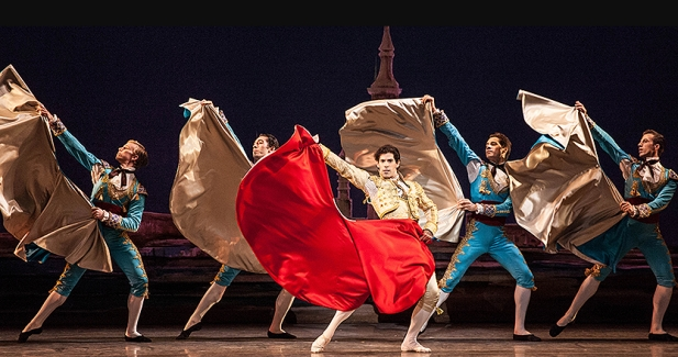 Miami City Ballet: Don Quixote at Kravis Center for Performing Arts, West Palm Beach, South Florida March 20, 21, 22, 2020