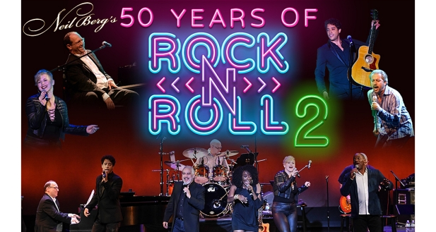 Neil Berg's 50 Years of Rock & Roll at Kravis Center, West Palm Beach, Feb 18, 2020