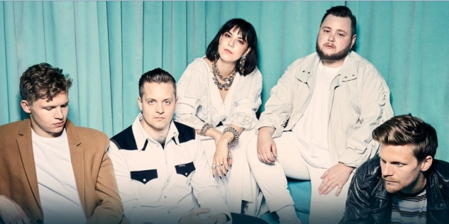 Of Monsters and Men at The Fillmore, Miami Beach, South Florida 5/31/20