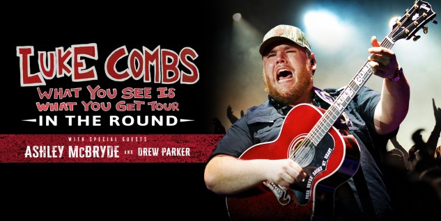 Luke Combs at BB&T Center, Sunrise, South Florida 10/30/21. Buy Tickets HERE on WestPalmBeach.com