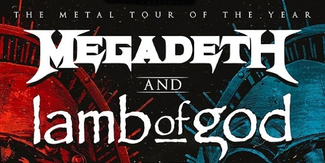 Megadeth and Lamb of God at iTHINK Financial Amphitheatre (formerly Coral Sky), West Palm Beach, S FL 10/2/20. Buy Tickets on WestPalmBeach.com
