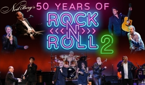 Neil Berg's 50 Years of Rock & Roll, Kravis Center, West Palm Beach, FL