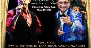 Orphans World-Wide Black-Tie Fundraiser at Eden Roc Hotel, Miami Beach